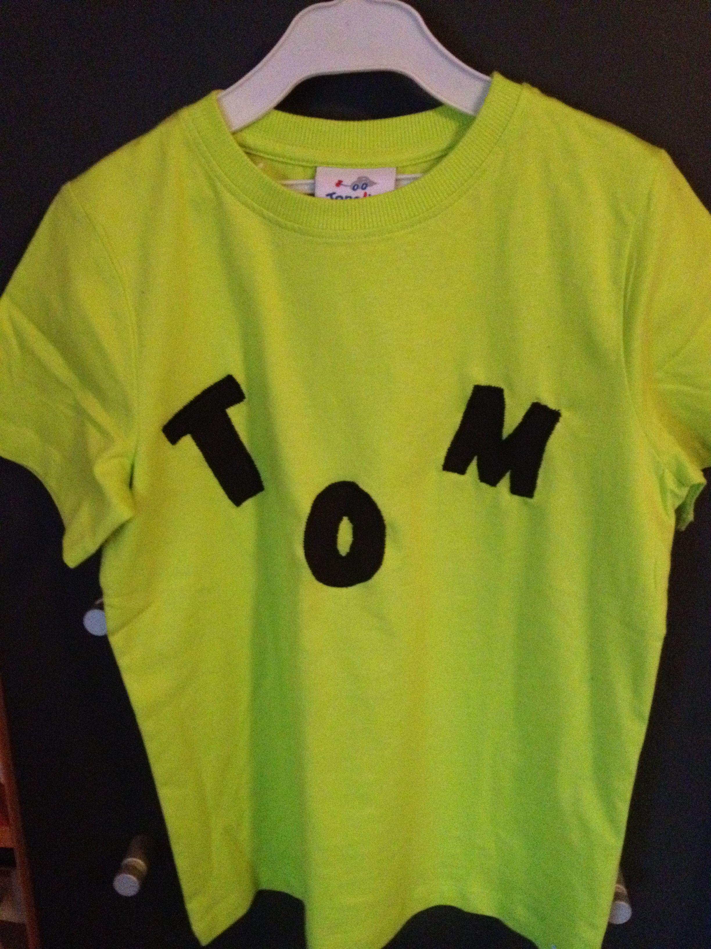 Namens-Shirt