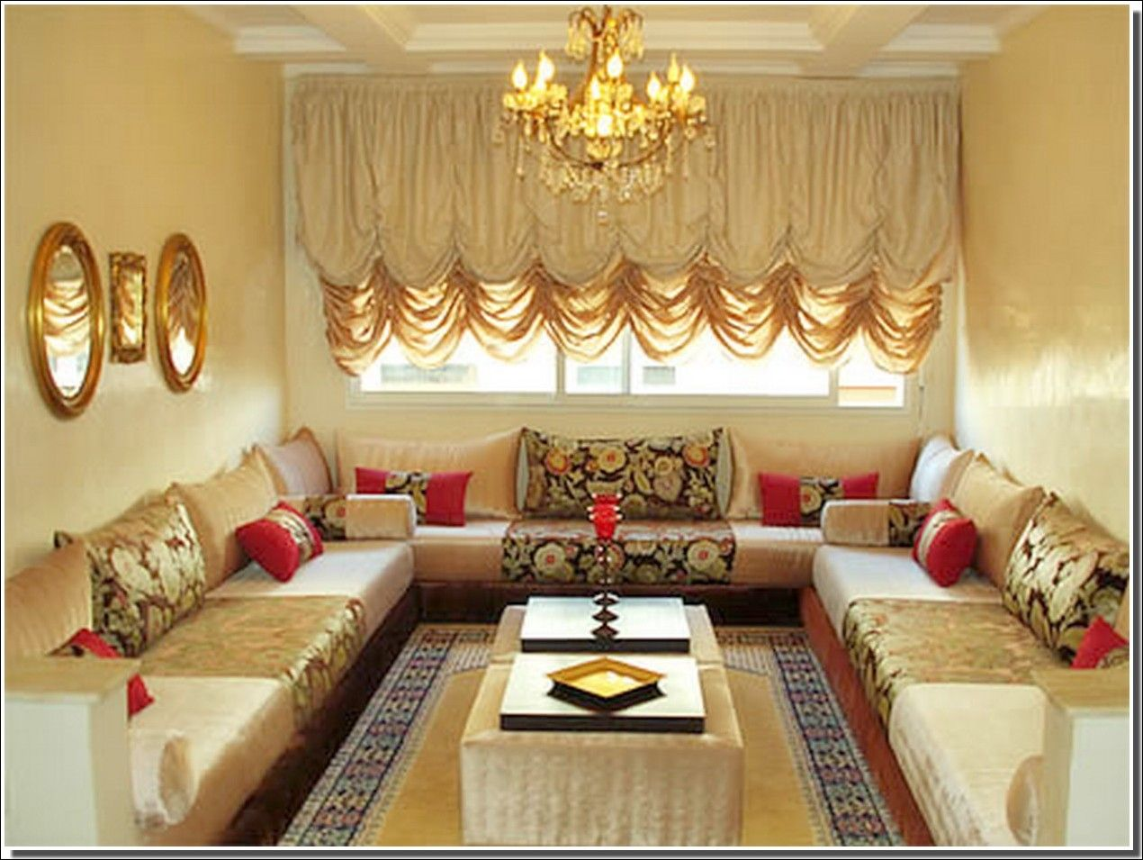 Decoration Salon Turque | Divers | Pinterest | Living Room, Moroccan ...
