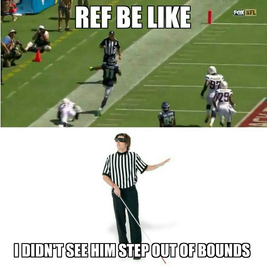 Nfl Refs Logic Sports San Diego Chargers Sports Charger
