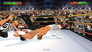 Play Wrestling Revolution 3D Game Online - Wrestling