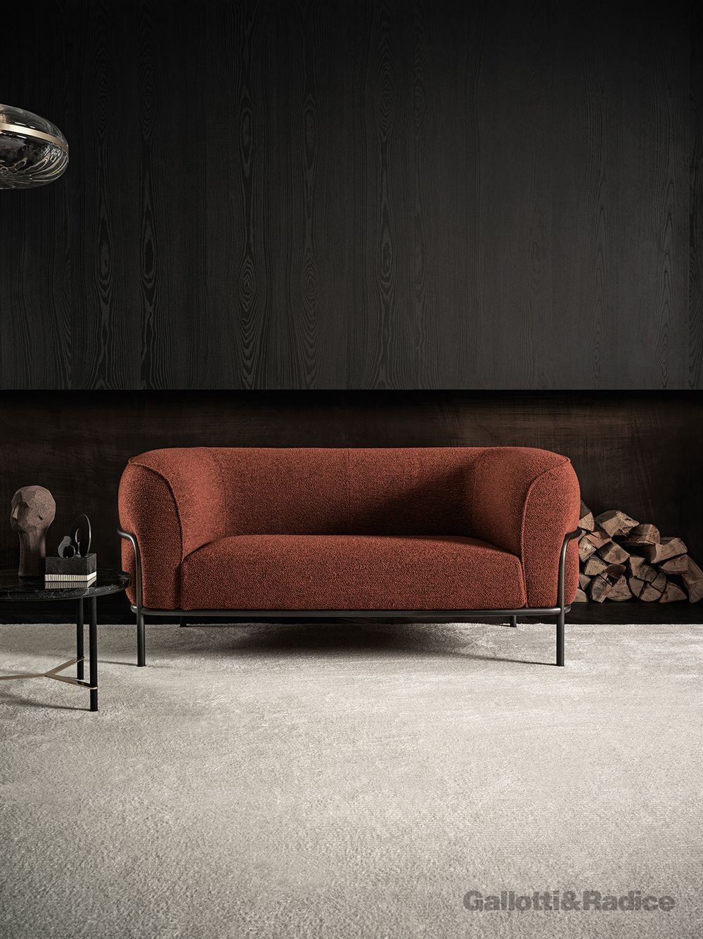 A Compact Sofa Defined By Distinctively Feminine Lines And Curvaceous Forms Despite Its Imposi Contemporary Furniture Design Italian Furniture Modern Furniture