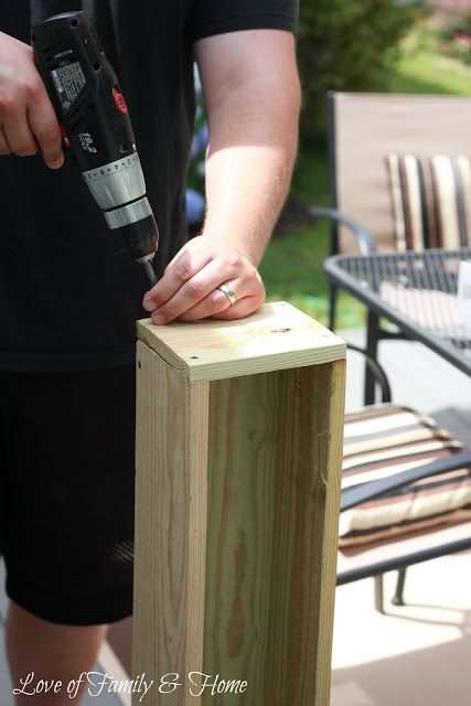 Easy & Inexpensive DIY Window Boxes... - Love of Family & Home