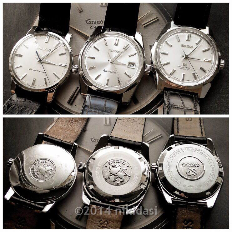 sale retailer 5b7b4 89432 Grand Seiko Historic Collection reedition - GS SBGW033 (1st ...