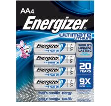 Energizer Recharge Power Plus Aa Batteries Energizer Energizer Battery Batteries