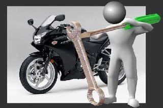 Memilih Bengkel Perawatan Kendaraan Motor Vehicles Motorcycle