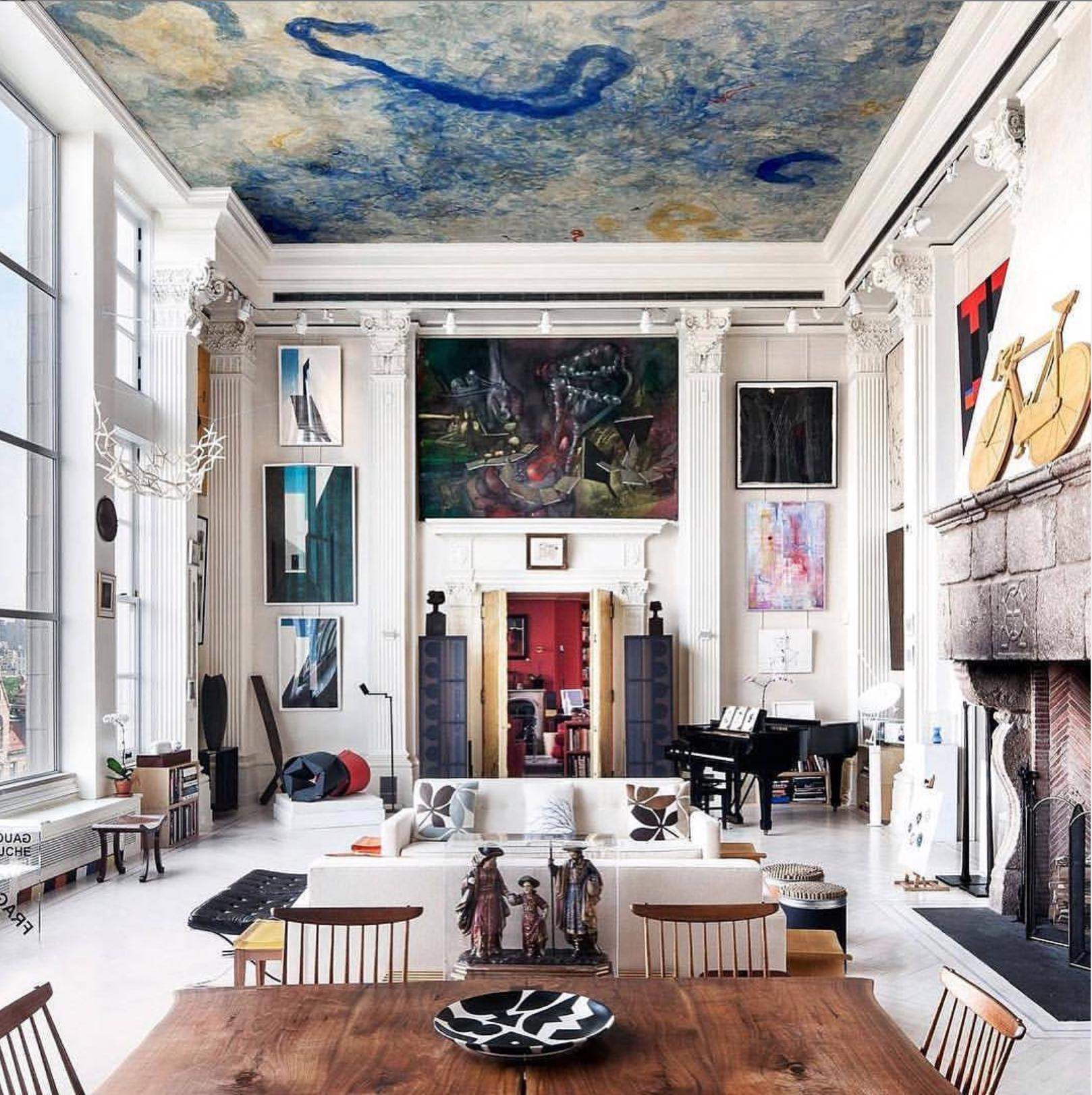 Interior Design Vs Architecture Reddit: Pre-war Penthouse Lincoln Square New York [1618x1622