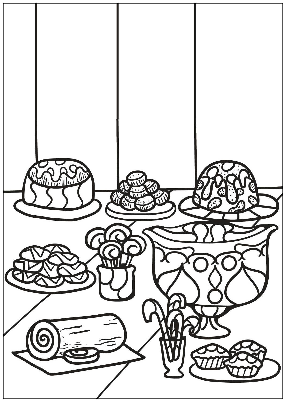 Free Book Cupcake 1