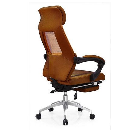 Full Mesh Adjustable Reclining Office Chair With Footrest China