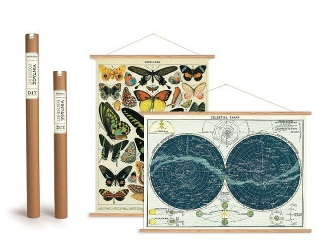 Cavallini Vintage Poster Kit | Products | Pinterest