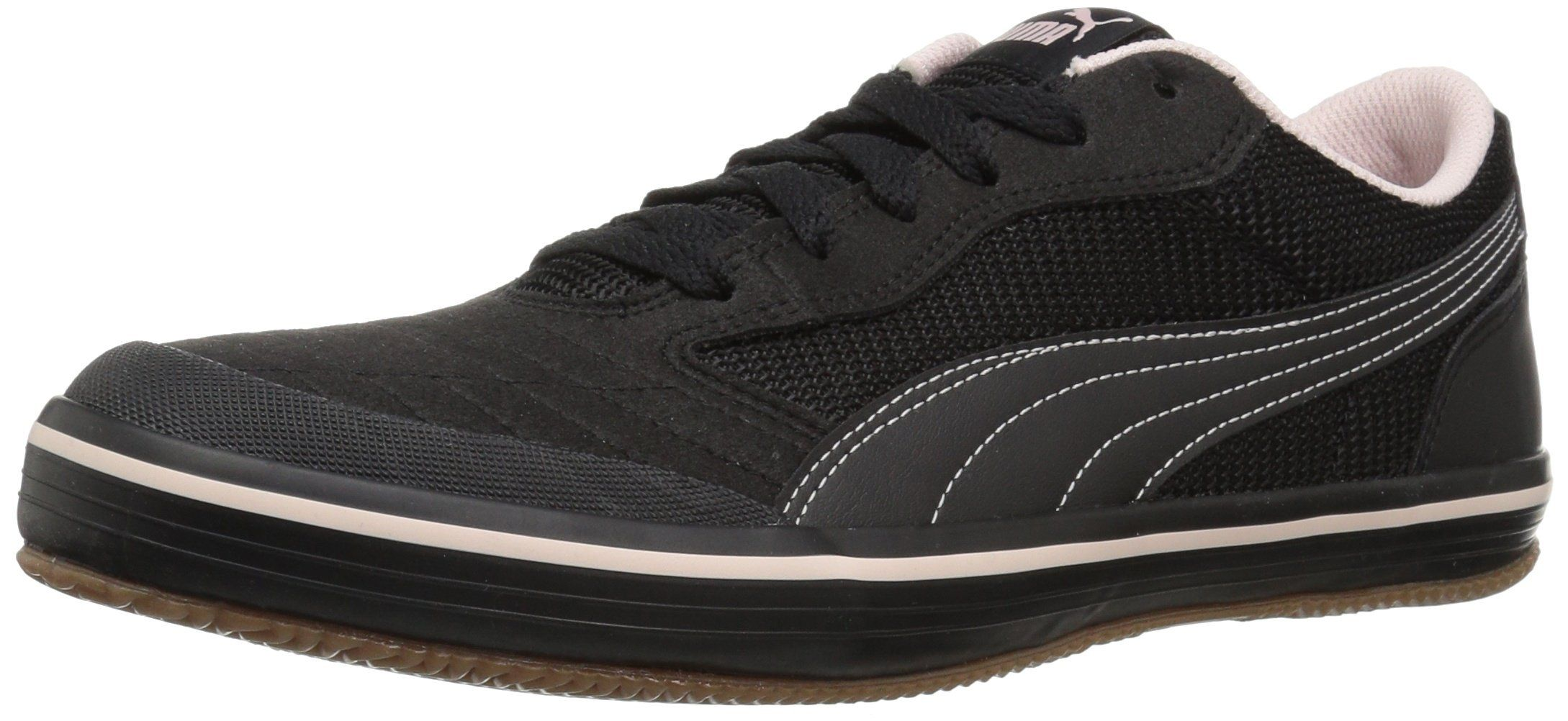 PUMA Mens Astro Sala Sneaker BlackPearl