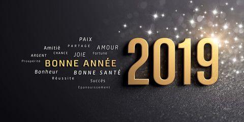 Bonne Année 2019 Meilleurs Voeux Citation Happy New
