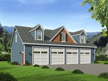 8 Car Garage Plan 062g 0051 Garage Apartment Plans Garage Plans With Loft Garage Plans