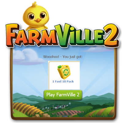 FV2 1 Fuel 10 Pack For All Players - Farmville-2-FreeReward