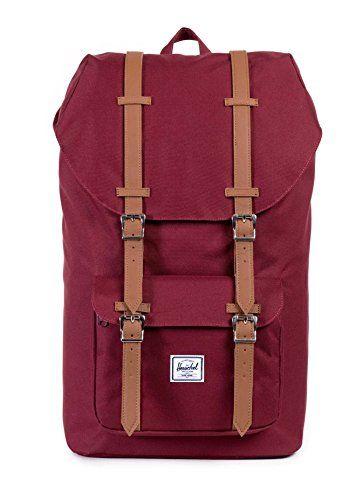 Herschel Supply Co Little America Windsor Wine Tan One Size Womens Backpack Herschel Backpack Herschel Supply Co Backpack