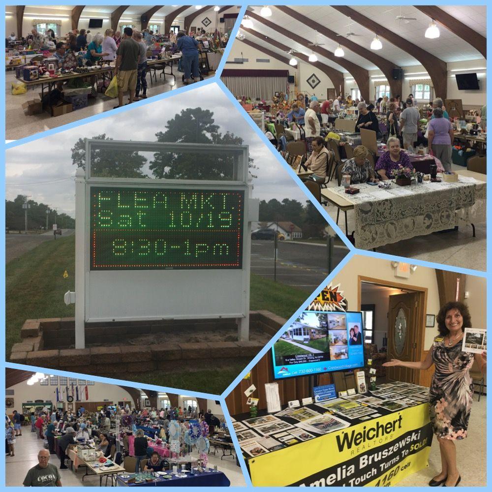 Fantastic Flea Market Saturday 10/19/19 Starting 830 to 1