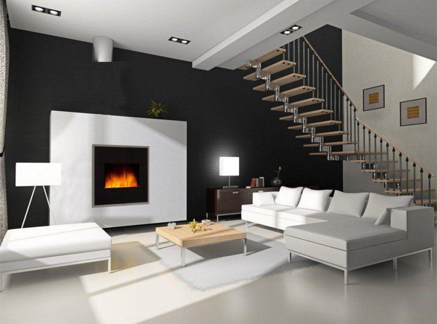 cheminée électrique décorative black river, - CHEMIN'ARTE