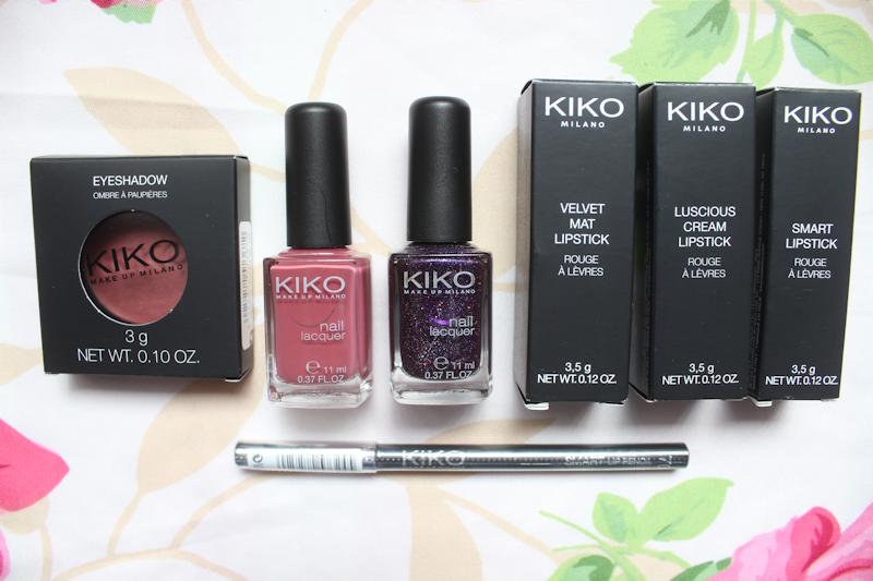 Kiko giveaway!