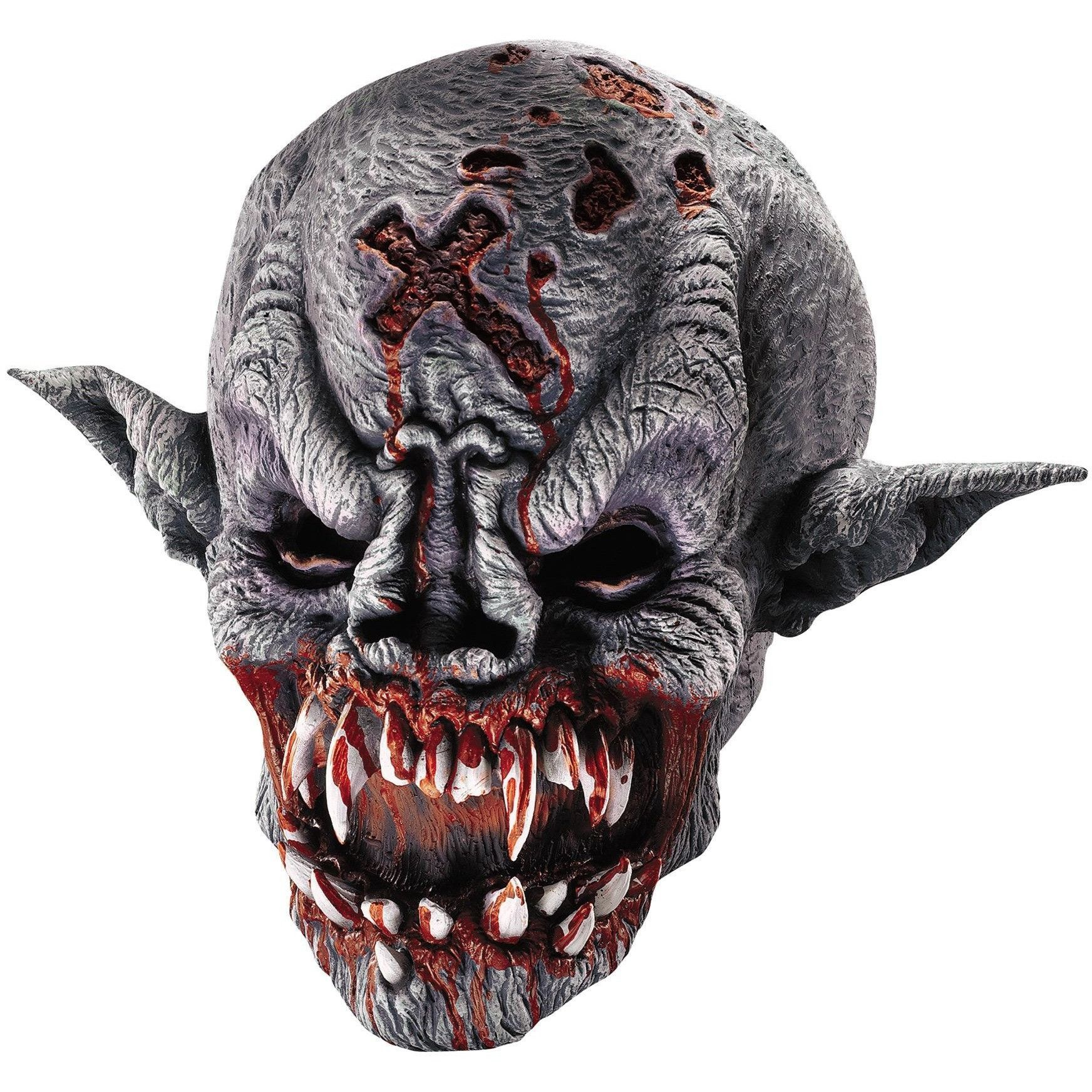 Vampire Demon Mask | Masking and Products