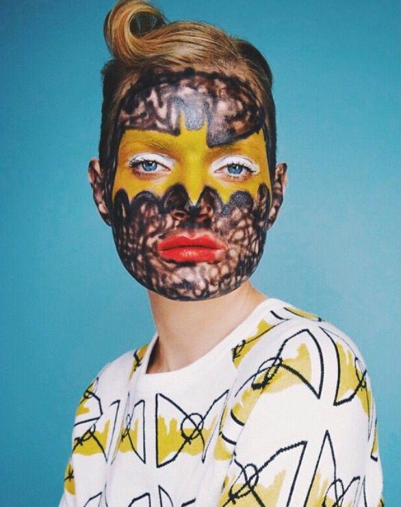 Isamaya French- make up artist
