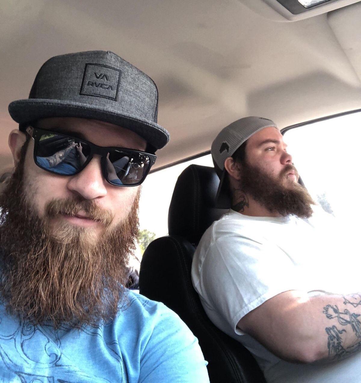 1506f87684b Pin by Mike Baer on Beard car selfies