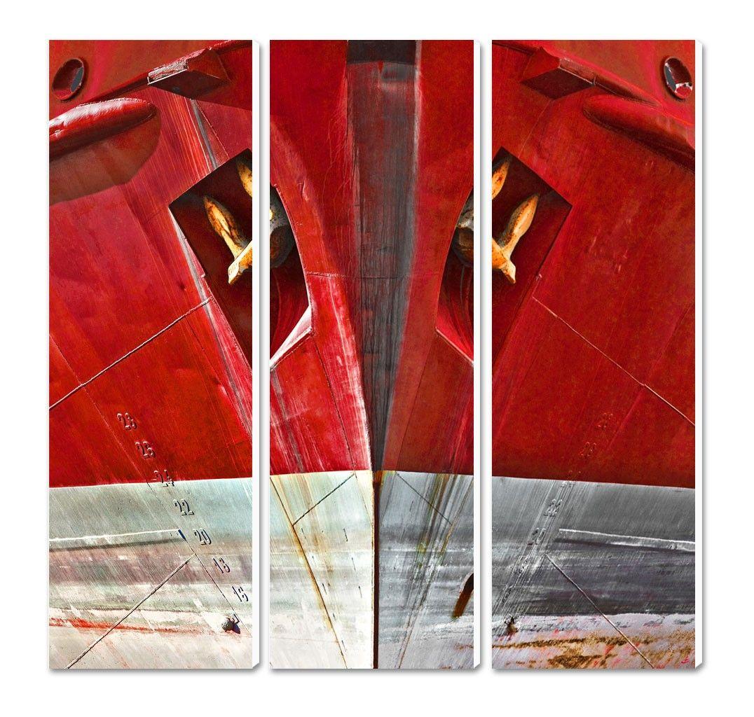Photo sur toile Etrave rouge Philip Plisson | Phillip Plisson ...