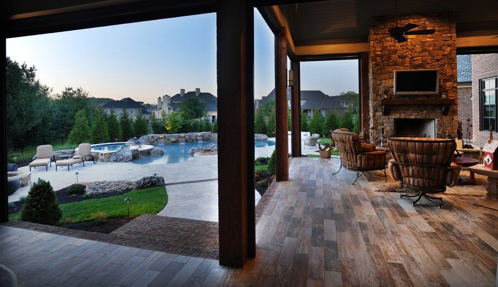 16 Examples of Outdoor Living Design Done Right | Outdoor ... on Ab And Outdoor Living id=78067