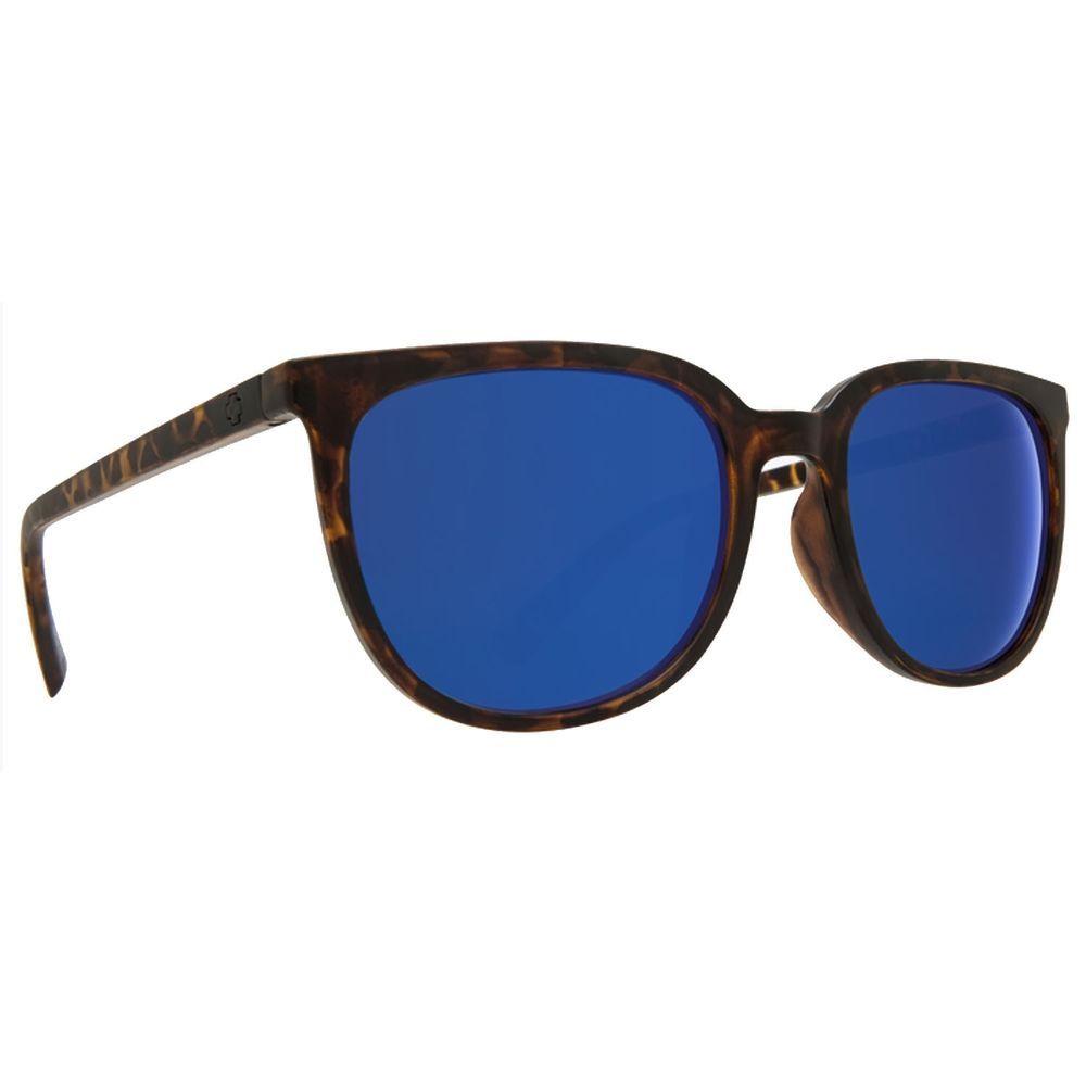 d73de81d764 eBay  Sponsored Spy Fizz Matte Blonde Tort - Gray With Dark Blue Spectra  Sunglasses