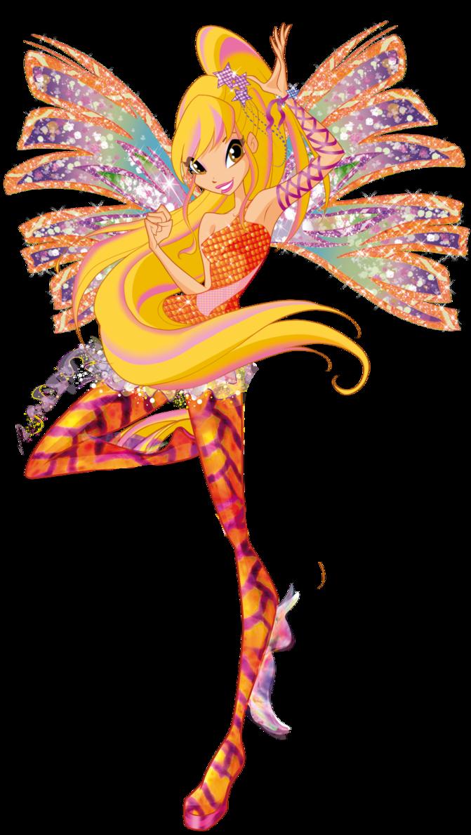 stella sirenix by fenixfairy | Winx club, Bloom winx club, Stella