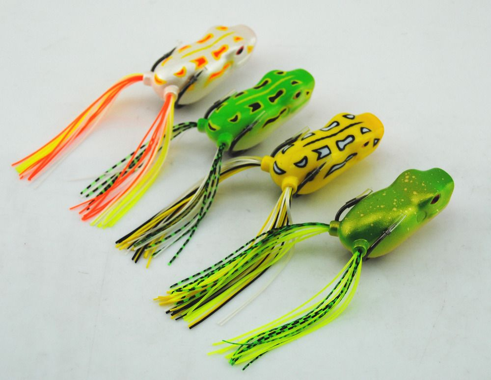 Brand new arrival fishing hook fishing frog fishing lures