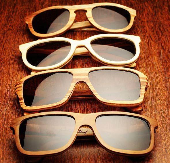 óculos de sol notiluca Oculos Madeira, Lente De Oculos, Óculos Masculino,  Armações De 6191620558