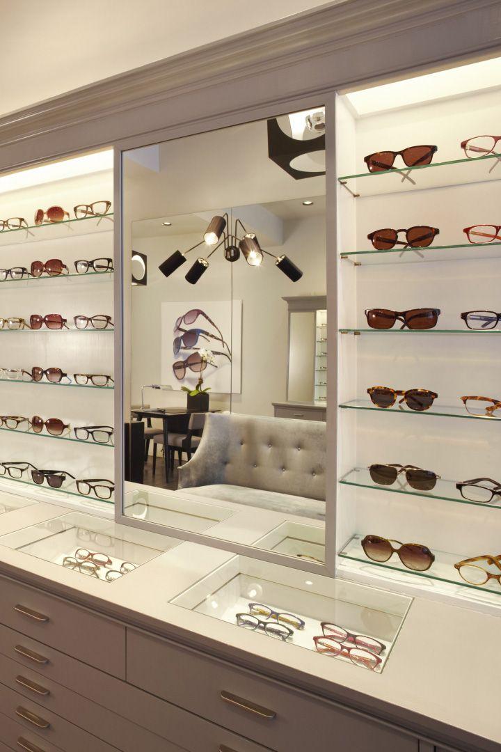 Robert Marc Boutique By Neal Beckstedt New York 04 Robert Marc Boutique By Neal Beckstedt New York Eyewear Store Design Retail Design Shop Interiors