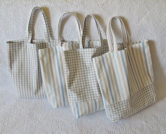 278833de8 γρήγορο μοτίβο τσάντα αγορών Tote Pattern