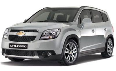 Gia Xe Chevrolet Orlando 2017 O To