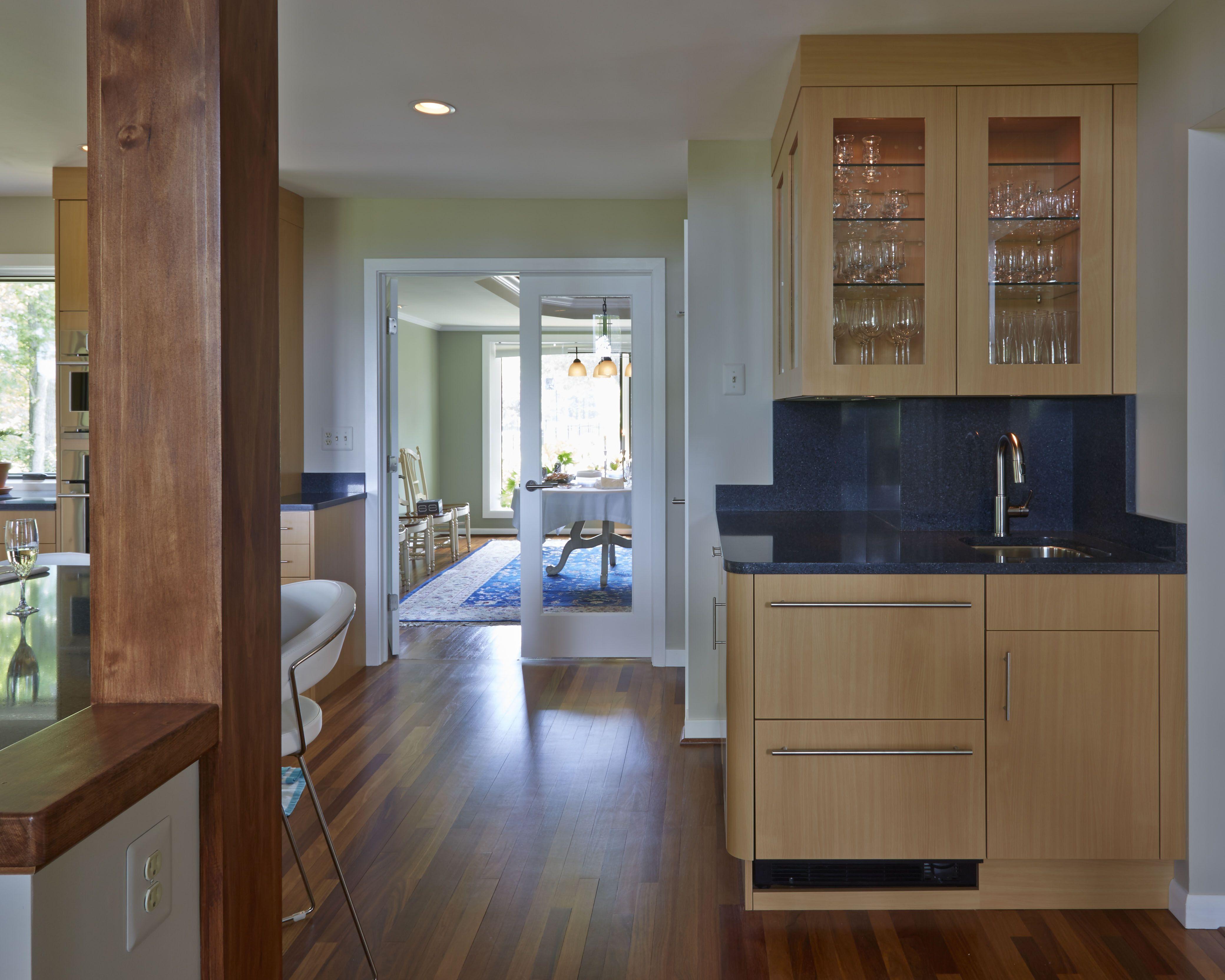 Neff Cabinets; Bar Area; Refrigerator/freezer Drawers; Cambria Quartz  Counter Top;