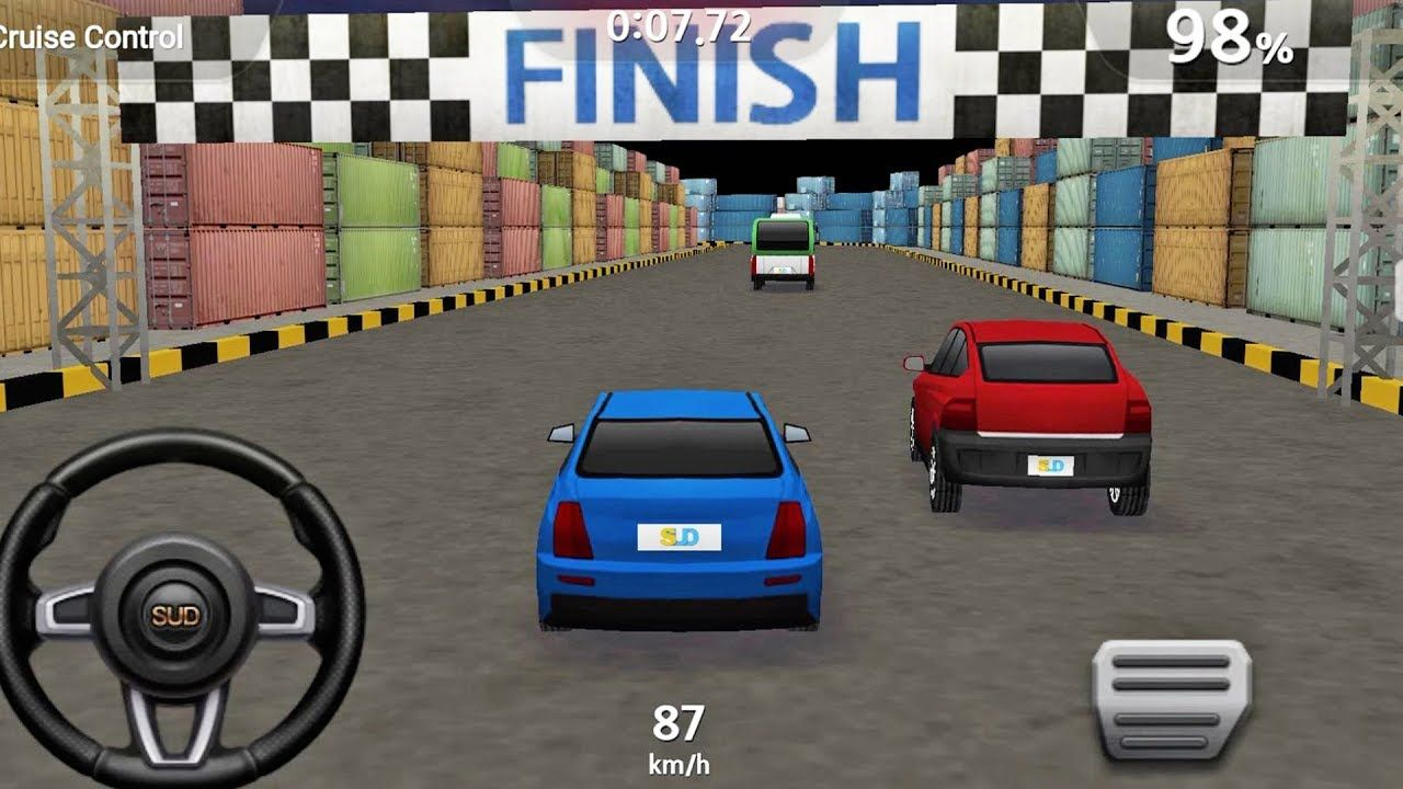 Dr Driving 2 38 Car Laboratory Android IOS gameplay