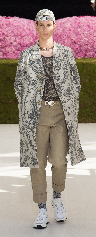 Dior Homme Spring 2019 Fashion, Paris fashion week