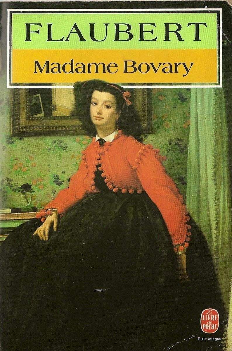 "Gustave Flaubert  ""Madame Bovary"""
