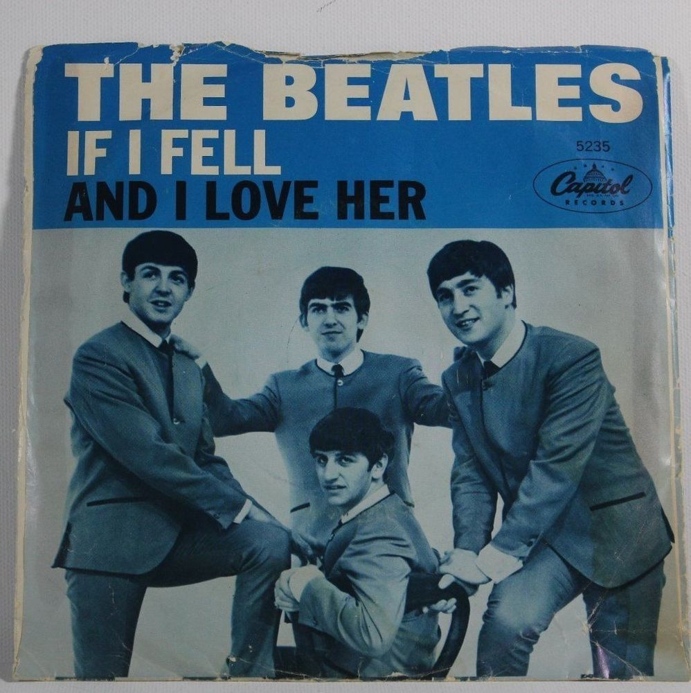 an analysis of if i fell by the beatles What does beatles's song i saw her standing there mean we have the answer.