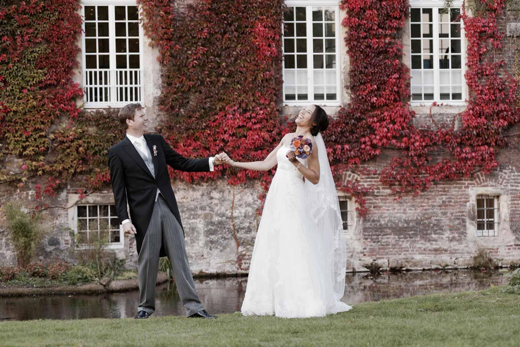 Let s married Hochzeit Sportschloss Velen Deutschland