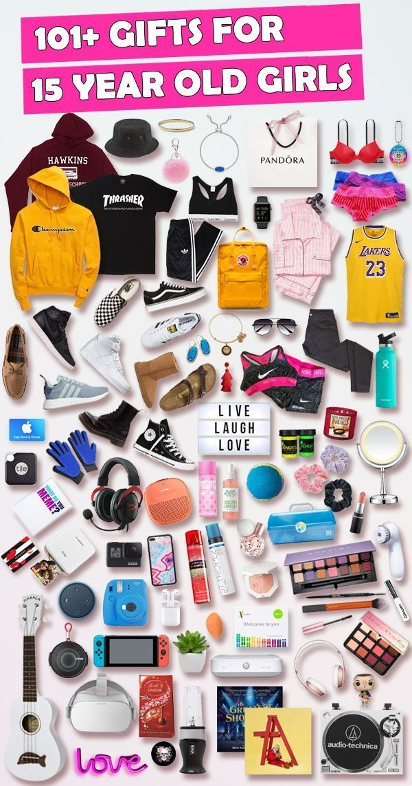 Gifts For 15 Year Old Girls 2020 – Best Gift Ideas