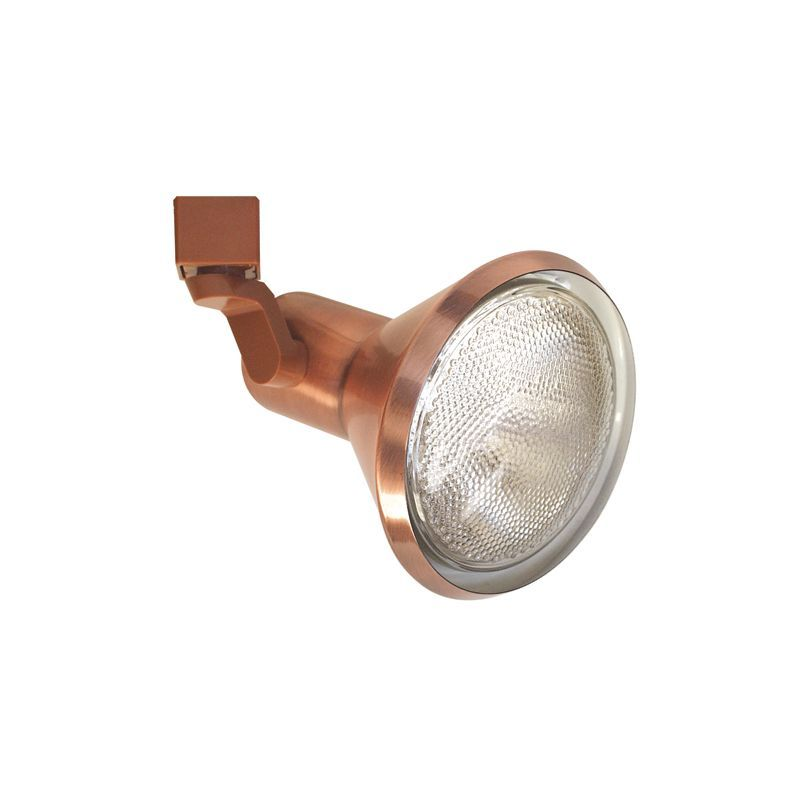 Elco ET659 150W Line Voltage PAR38 Solid PAR Classic Copper Indoor Lighting Track Lighting Heads