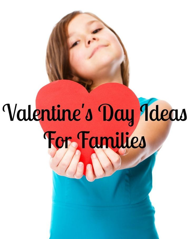 Looking for Valentine's Day ideas for families so you can get your kids more involved in the day of love? Check out our favorite ideas for family time!