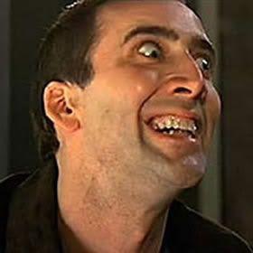Nicolas Cage Face Off No Face Face Off --- Mi...