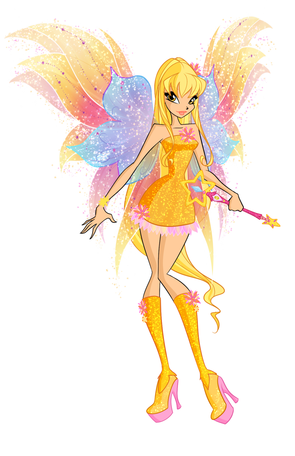 Stella mythix winx club en 2019 dessin anim et f e - Bloom dessin anime ...