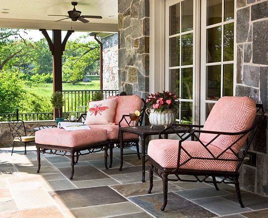 It S Confirmed These Are The Prettiest Porches That Ever Happened Outdoor Rooms Home Outdoor Furniture Sets
