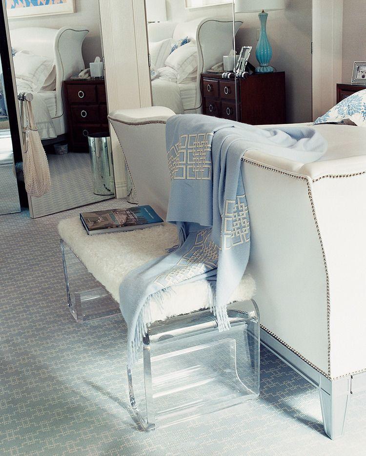 The Ashley 1 Bedroom Apartment Charleston Sc: Ashley Stark's Apartment Via Domino Magazine