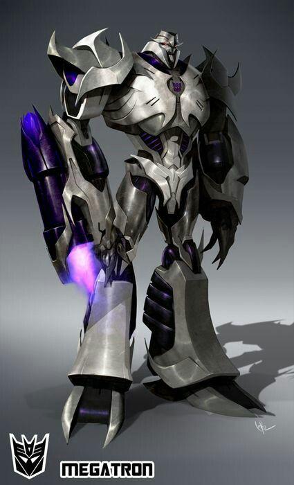 Pin de chamatrix en transformers arcee transformers transformers y mechas - Transformers prime megatron ...