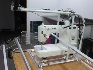 Quilting Superquilter Frame And Or Juki Tl98e Sewing Machine Thunder Bay Ontario Image 1