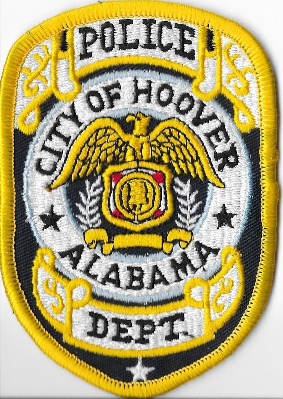 Hoover Police Department, AL Patch • $4 99 - PicClick