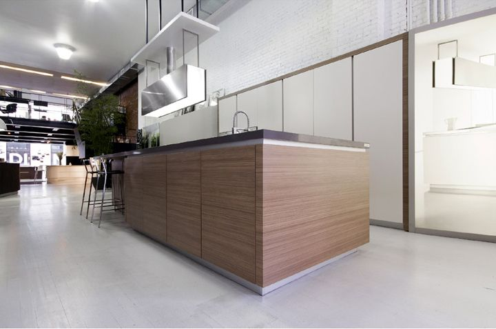 Kitchen Showrooms! Pedini kitchen showroom, New York City » Retail ...